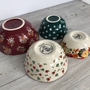 The Pioneer Woman Measuring Bowls Harvest floral